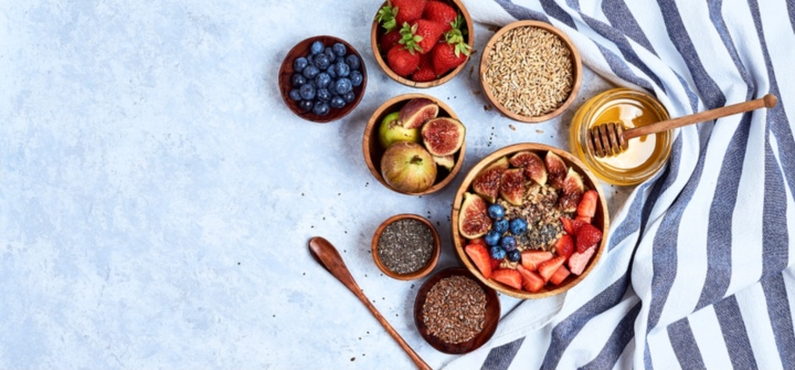 Healthy and Energizing SnackIdeas